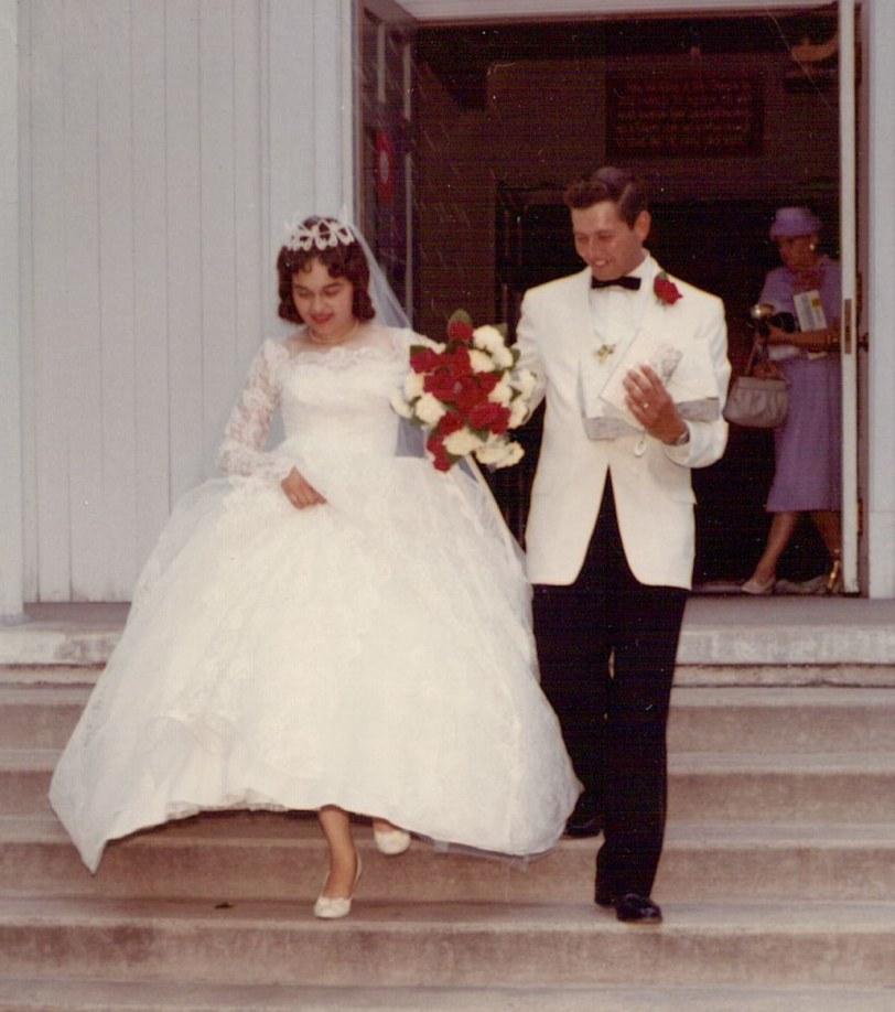 Bride Surprises Grandma In Her 1962 Wedding Dress: My Wedding Dress Story